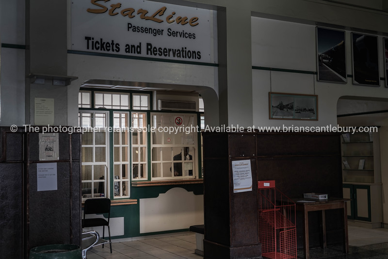 Fine art historic railway station.
