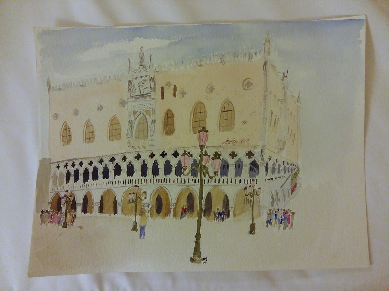 Palazze Ducale, Venezia