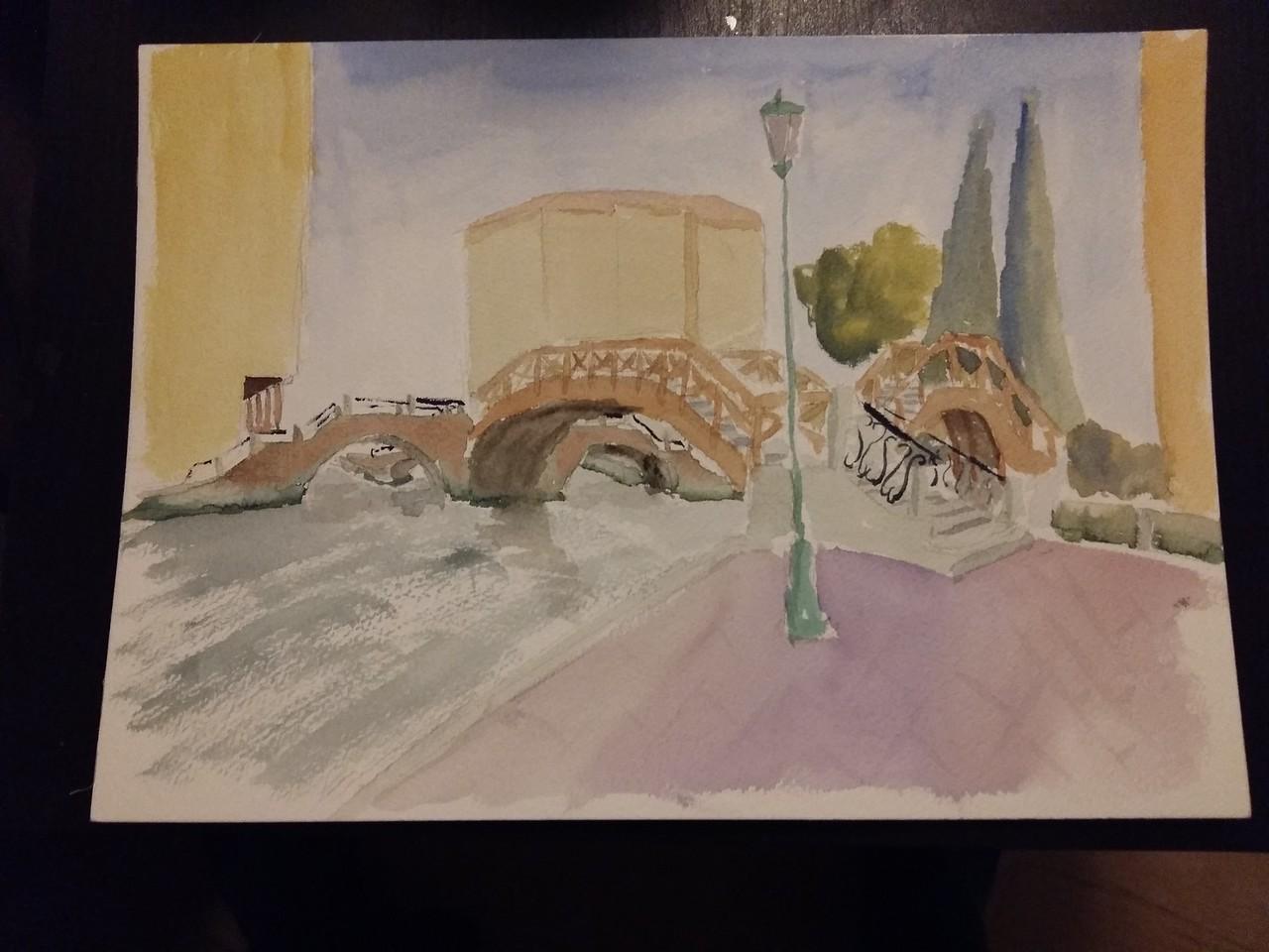 Tre Ponti, Venezia