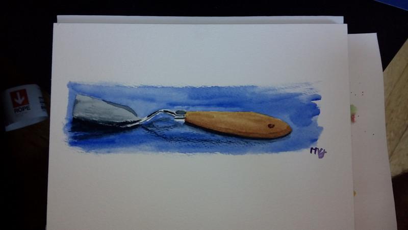 Palettkniv