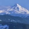 Mt Hood in Pastel