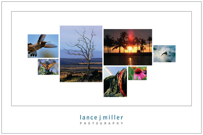 """Poster 18x12<br /> Photography by Lance Miller. Design by Julia Held.<br /> <br /> See Lance's photography at: <a href=""""http://lancejmiller.com"""">http://lancejmiller.com</a>"""