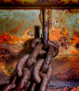 Rust photography