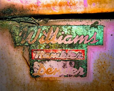 Rust photography