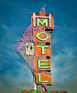 Vintage Motel Colorado