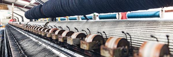 Äussere Hebriden - Insel Harris - Letzte Tweed Fabrik