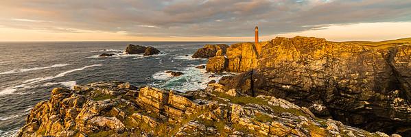Äussere Hebriden - Insel Harris - Butt of Lewis