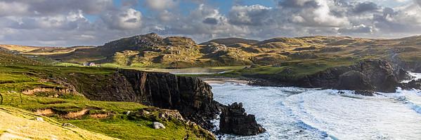 Äussere Hebriden - Insel North Uist