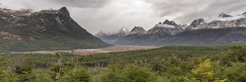 Patagonien - Tierra del Fuego (Feuerland)