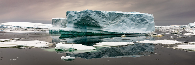 Antarktis - Shelfeis