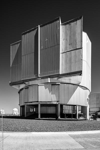 Paranal VLT-Oberservatorium der ESA - Chile 2635müM
