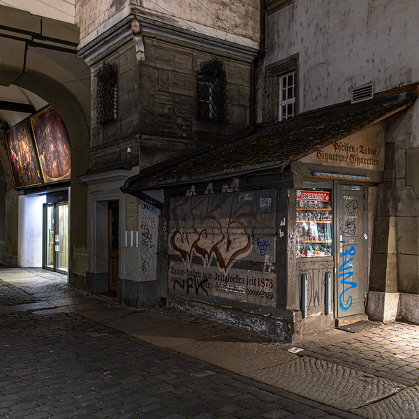 Bern - Zytglogge Kiosk