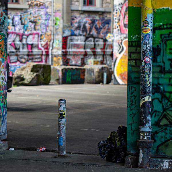 Bern - Reitschule und Umgebung 05/2020