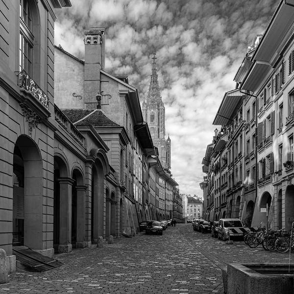 Bern - Münstergasse