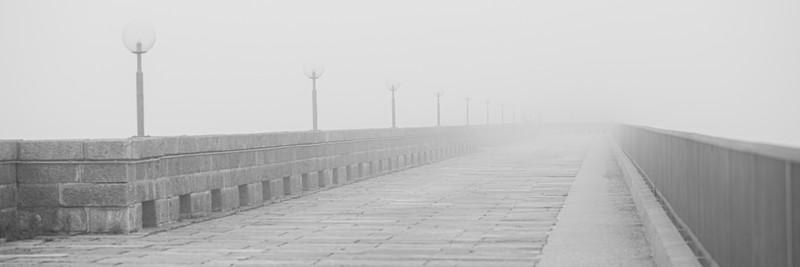 Grimselpass - Brücke zum Hospiz