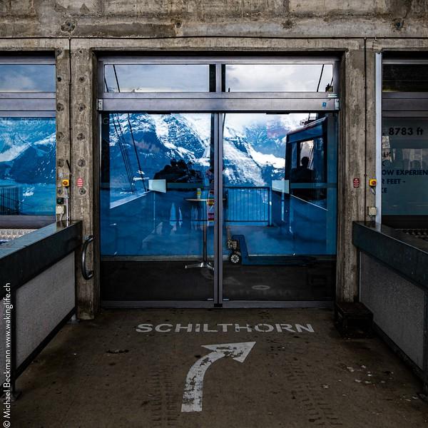 Schilthorn - Zwischenstation Birg