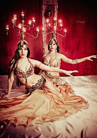 Yamé & Aasiyah Bellydance