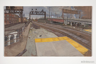 06_Paczos_Clyborne_ave _Metra_stop,_{unfinished},_46x27
