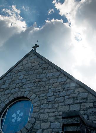 Stone Chapel, Wake Forest, NC TeeWayne Photography