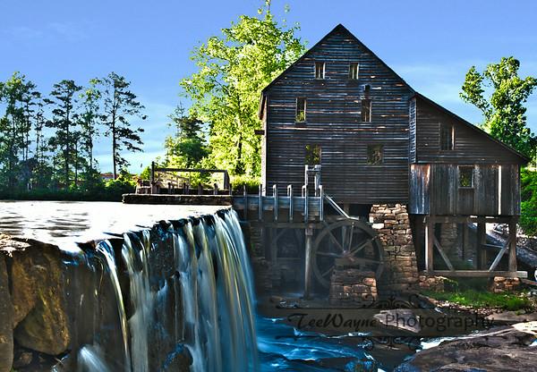 'Yates Mill Pond'   - © TeeWayne Photography Yates Mill Pond - taken by TeeWayne Photography