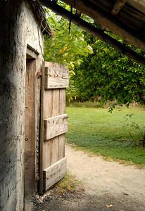 St. Augustine Florida, door, doorway, old historic florida