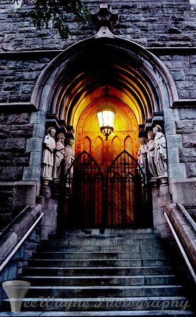 Doors to New York - Paulist Fathers, Church of St. Paul The Apostle, NYC