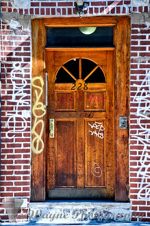 Doors to New York