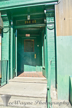 Doors to New York - Behind the Green Door?  Didn't they make a movie about that?  :>)