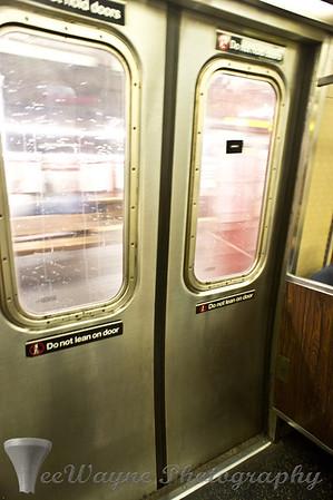 Doors to New York