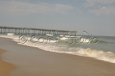 Avon Pier in the Outer Banks, North Carolina