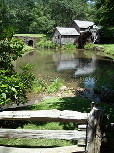 Mabry Mill Long View Overall