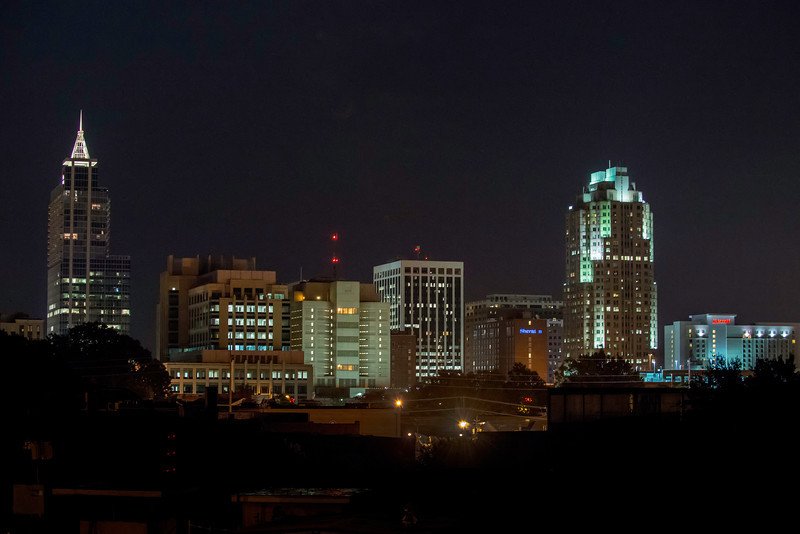 Raleigh Cityscape
