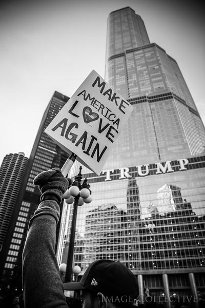 Chicago DAPL Protest
