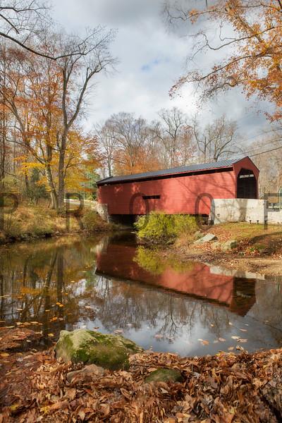 Espenshade Covered Bridge Project