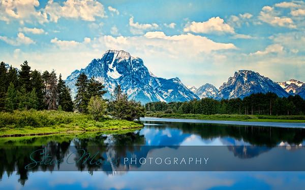 """Westward Expansion"" Location: Grand Tetons; Jackson, Wyoming"