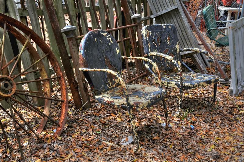 """""""Chair Pair"""", Wildwood, FL"""