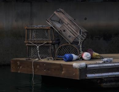 """Traps""  Huntington Beach Harbour, HB, CA"