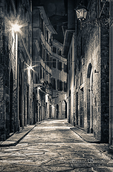 Midnight in Florence