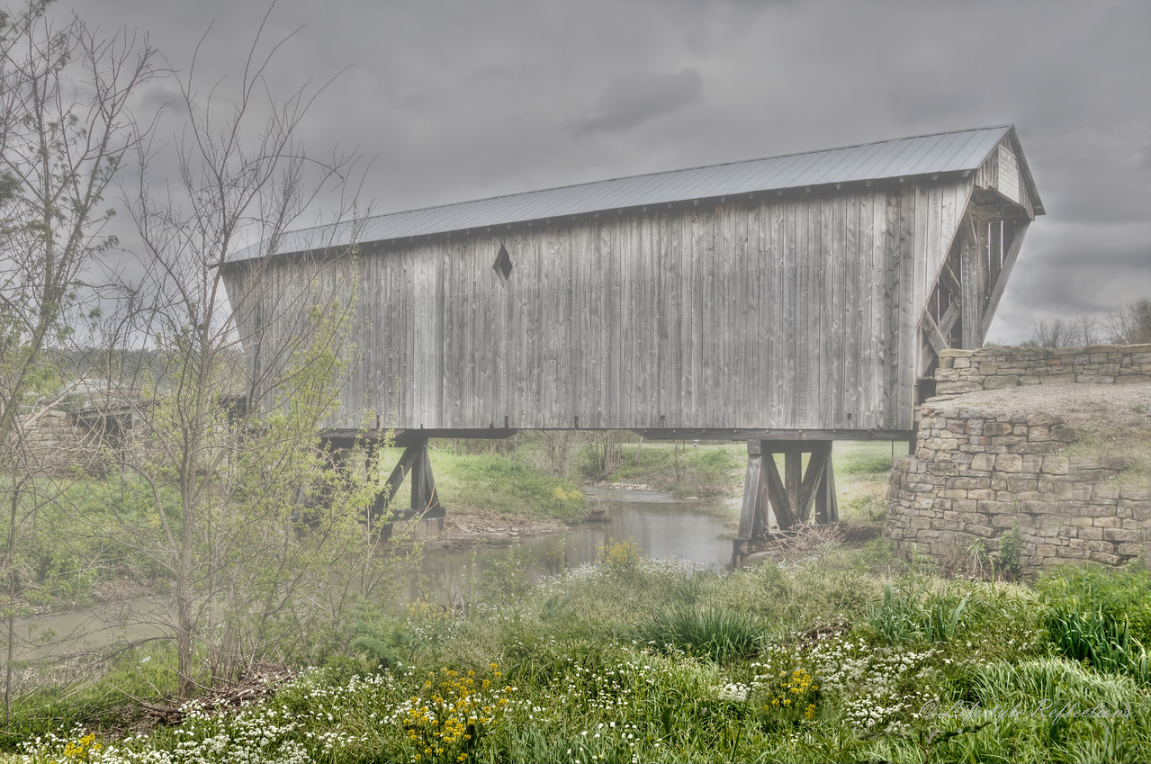 """Goddard Bridge"", off KY 32"