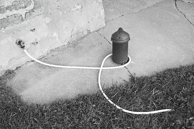 "Water hose - figure ""e"""
