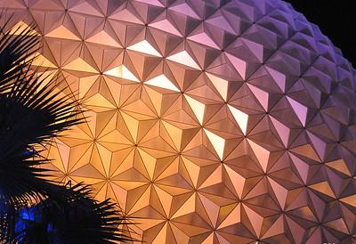 """Spaceship Earth"", EPCOT, Lake Buena Vista, FL"