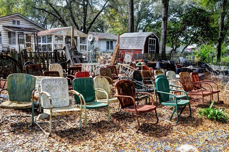 """Limited Seating"", Wildwood, FL"