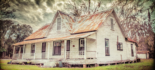 Brooker House HDR