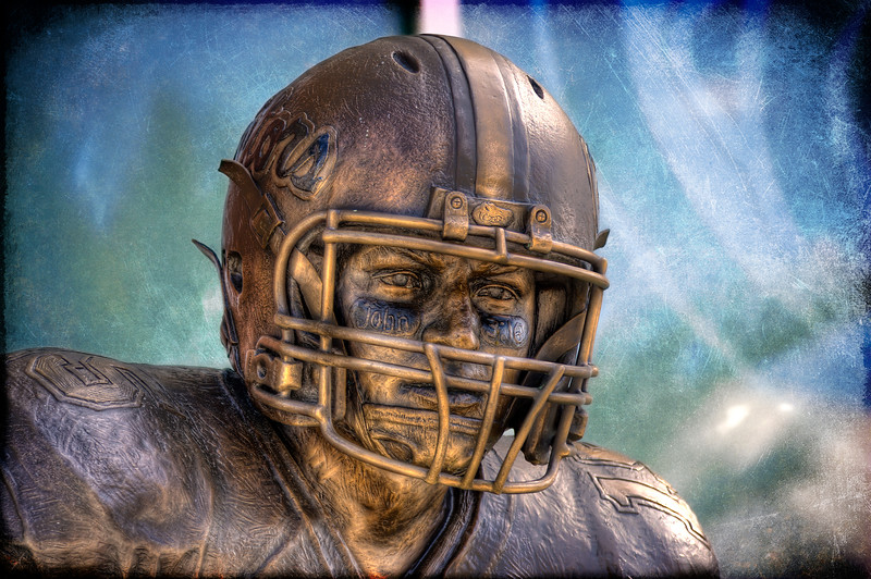 Tebow in HDR