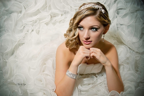 Flawless Beauty By Pauline - Dolci Bridal Shoot