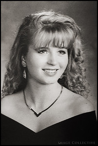 Lacey Coffey's high school photo.
