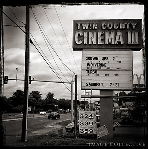 Twin County Cinema in Galax. Where Lacey would of watched movies.