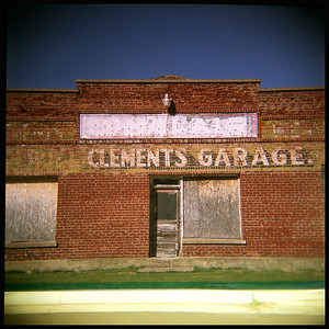Clements Garage, Falmouth Ky
