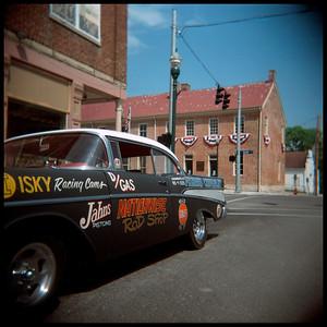 Racecar, Flamouth, KY