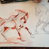 Running Horse Study